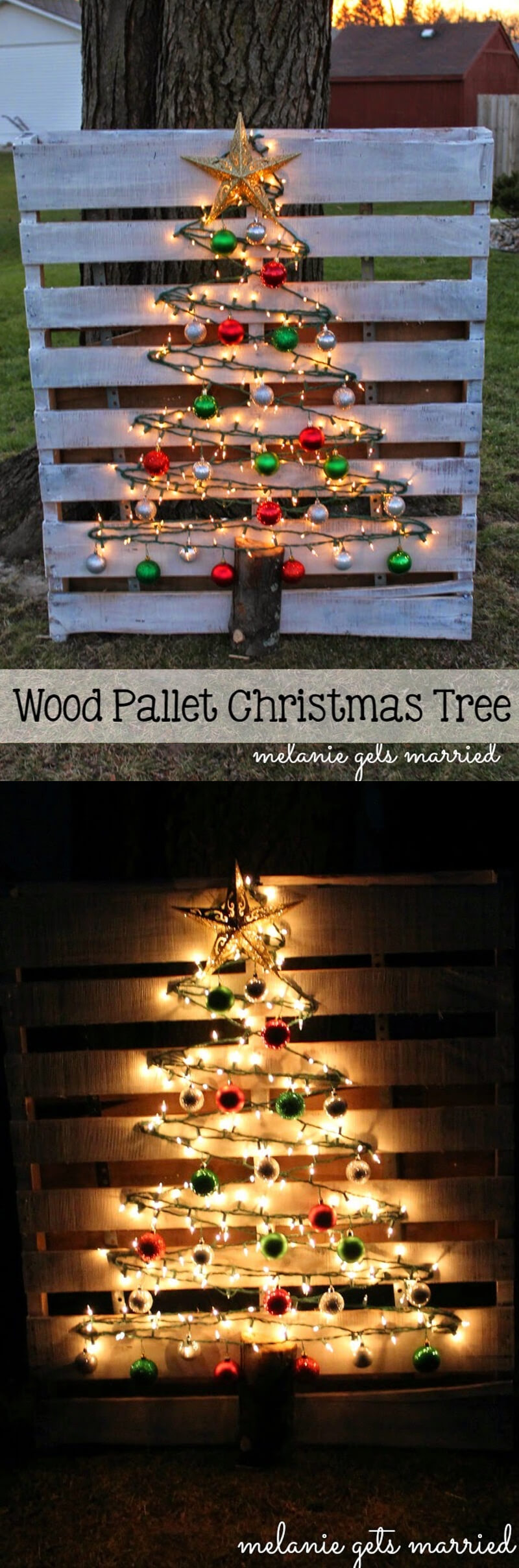 20 Outdoor Christmas Decor Ideas You Cannot Afford To