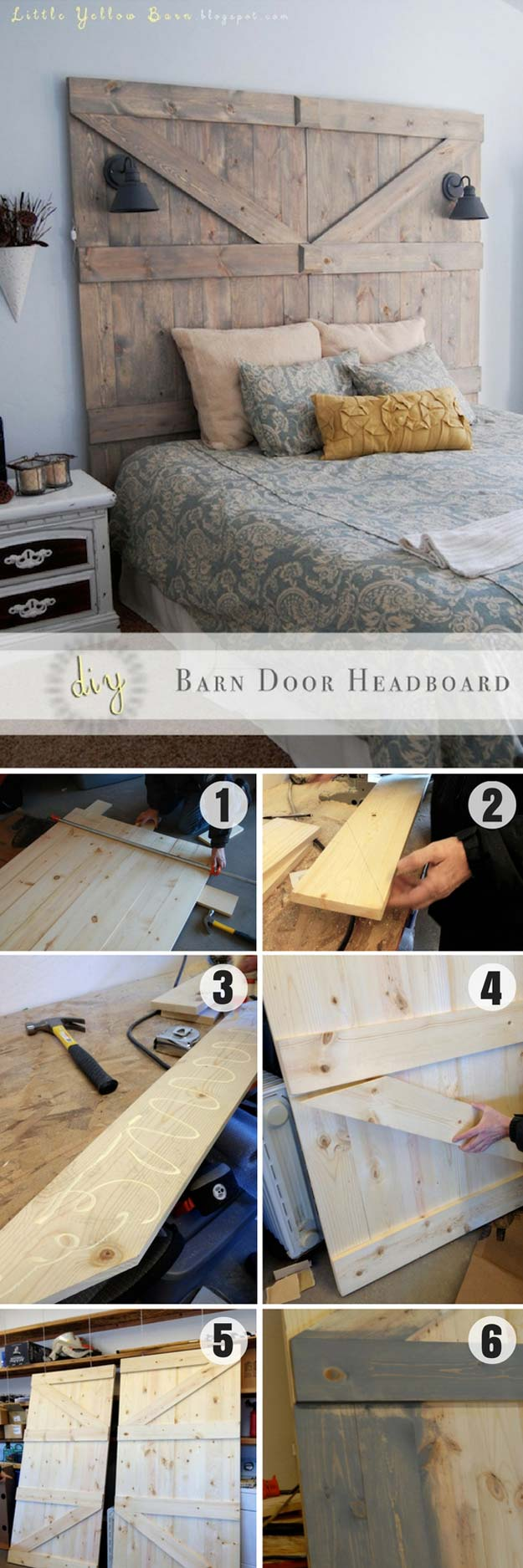15 Epic DIY Projects To Spruce Up Your Bed - Craftsonfire