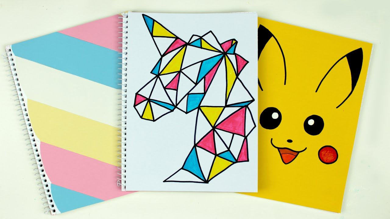Diy Notebook Cover Ideas : Best diy notebook covers you can make today craftsonfire