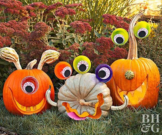 15 DIY Pumpkin Carving Ideas (Part 2)