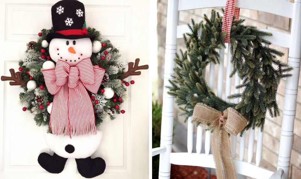 25 Christmas Wreath Ideas That Are Swoon Worthy Craftsonfire