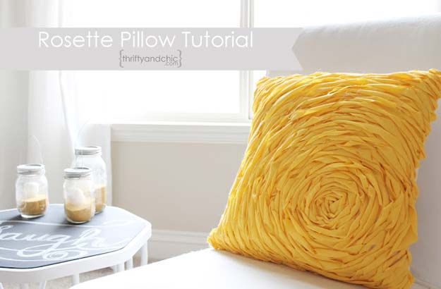 15 Stylish DIY Pillow Ideas You Can Make This Weekend