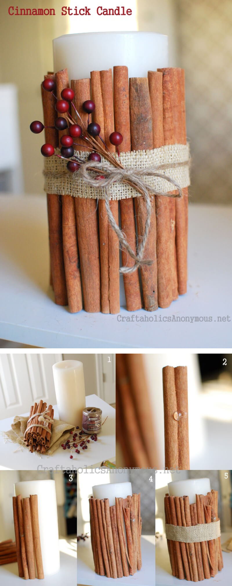 15 Great DIY Candle Making and Decorating Tutorials
