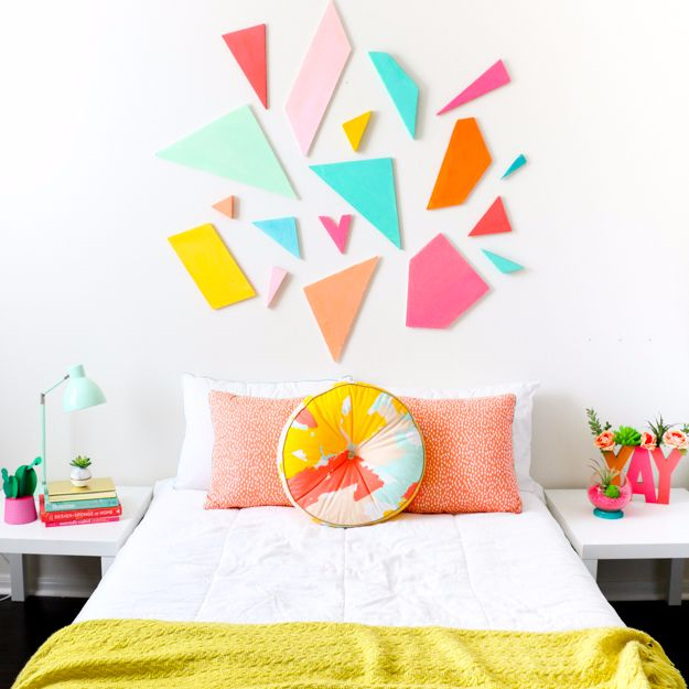15 Creative and Easy DIY Room Decor Ideas (Part 1)