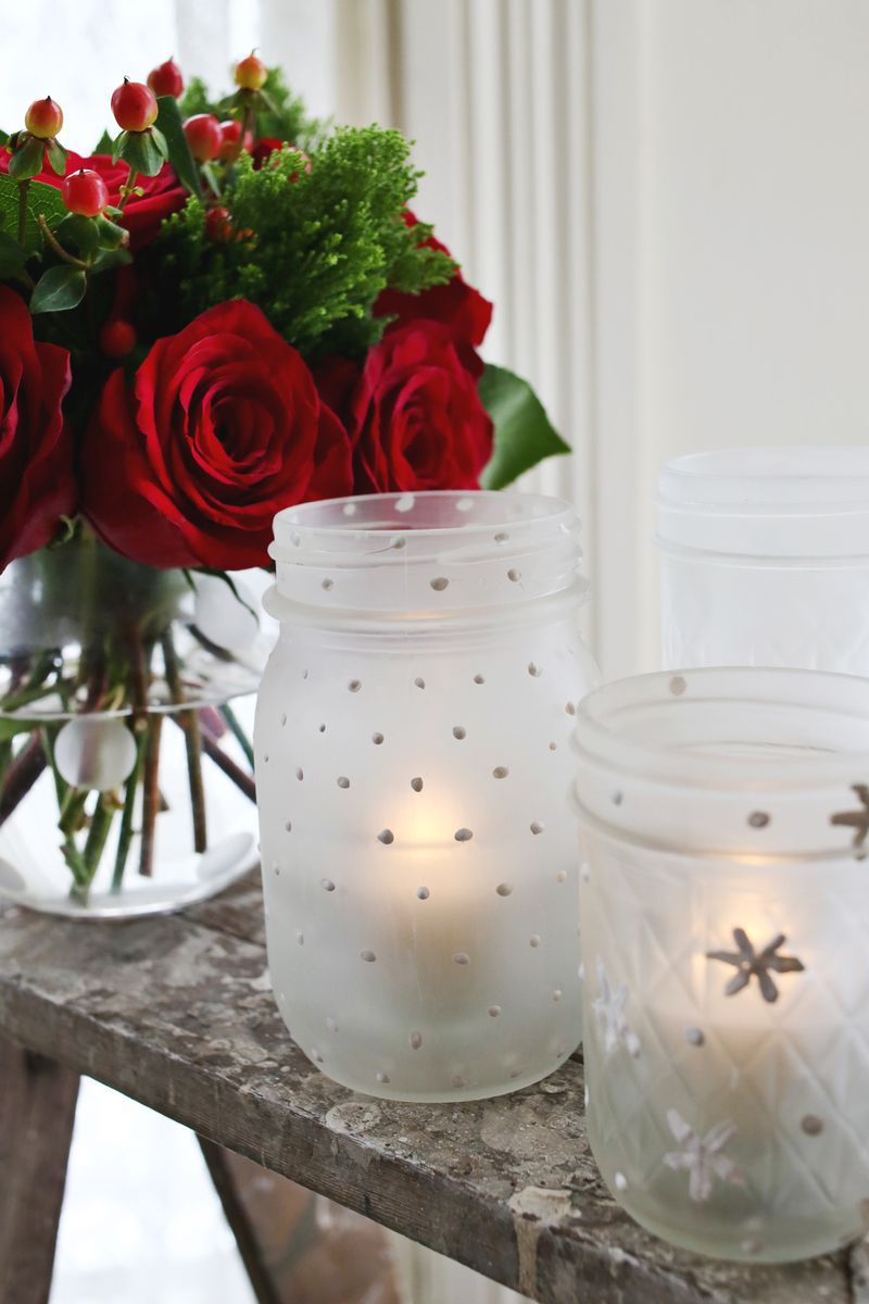15 Cheap And Easy Mason Jar Decor Project Ideas - Craftsonfire