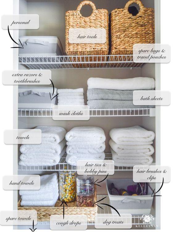13 Brilliant Organization Ideas For Your Closets
