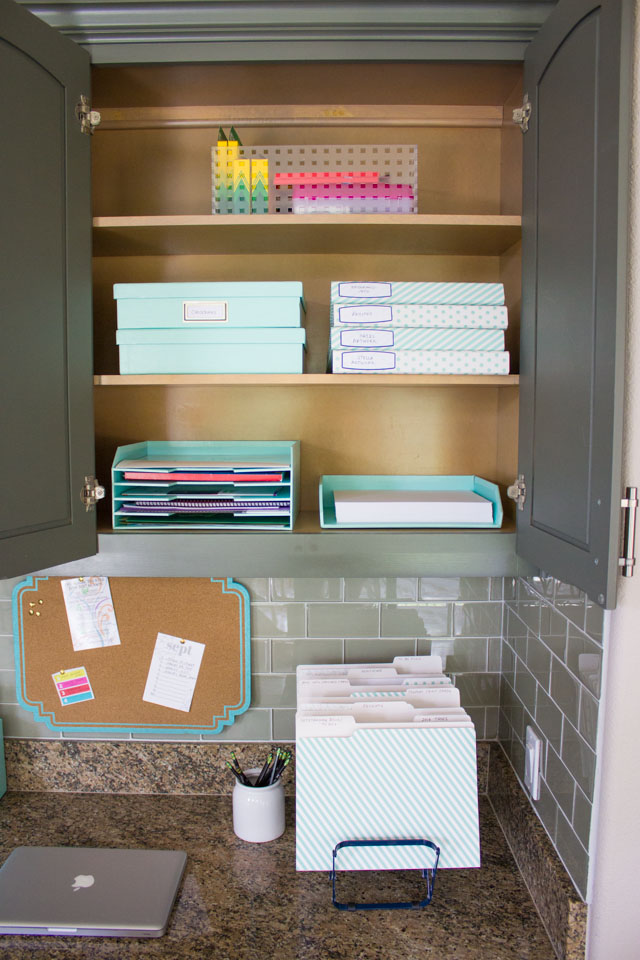 Easy DIY Hacks to Organize Your Paper Clutter