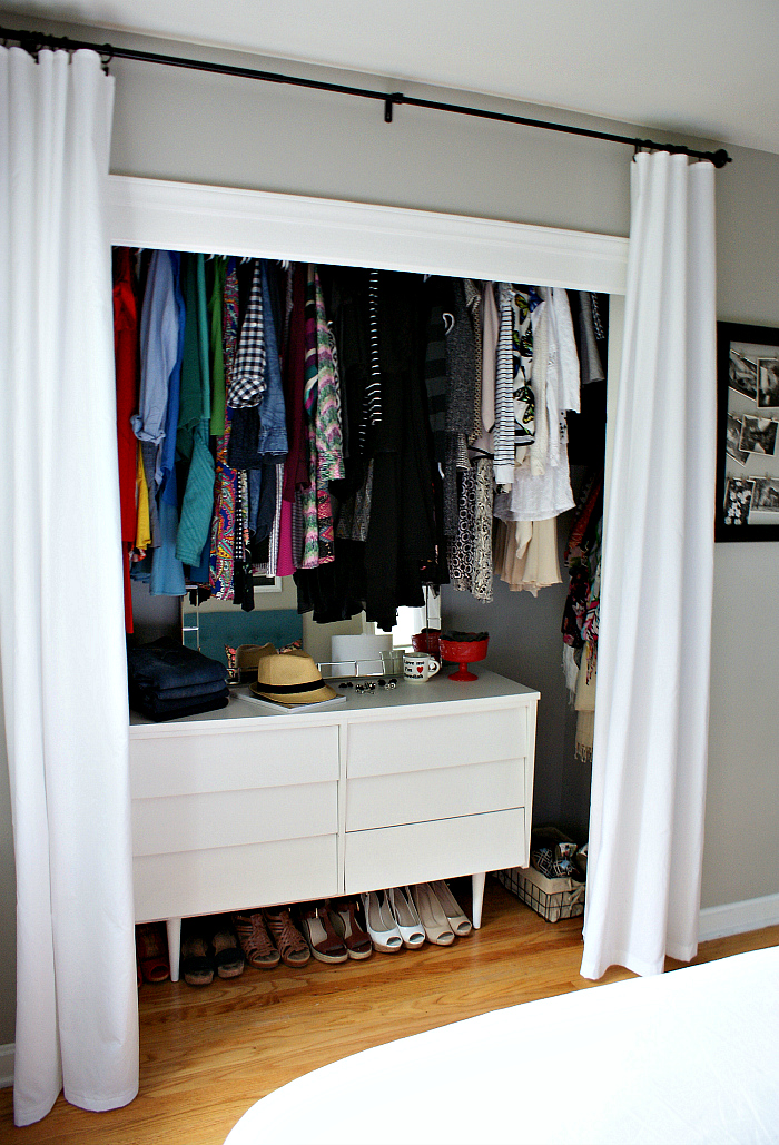 13 Brilliant Organization Ideas For Your Closets