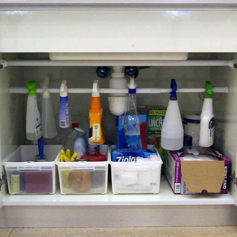 15 Storage Hacks to Banish Clutter