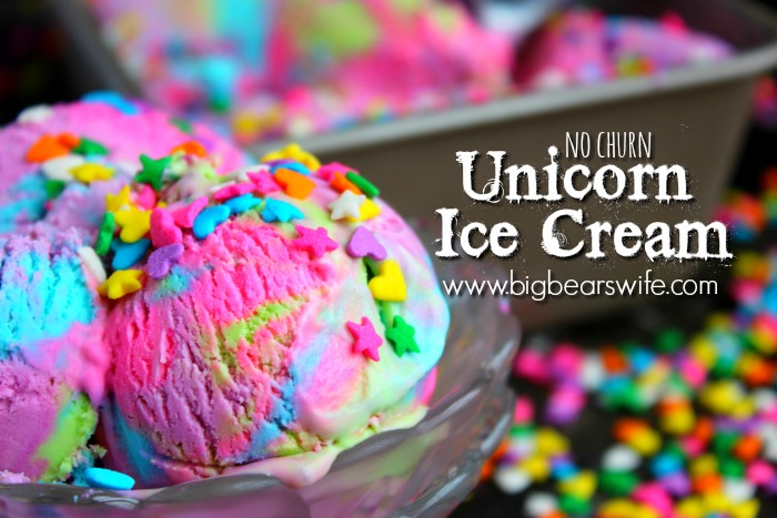 Delicious No Churn Ice Cream Recipes