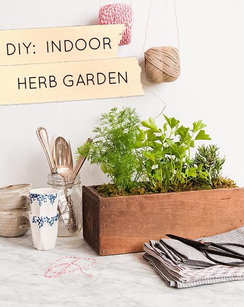 15 Brilliant DIY Herb Garden Ideas