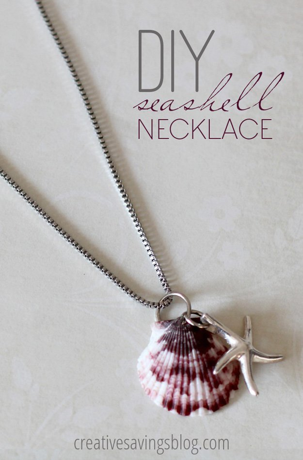 14 Unique Handmade Necklace Ideas that You will Love