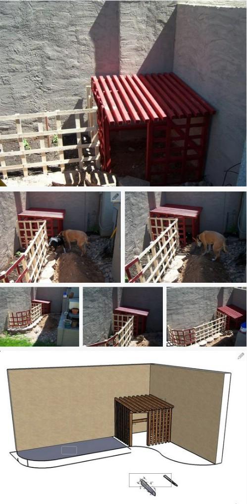 DIY Dog House Ideas Anyone Can Build
