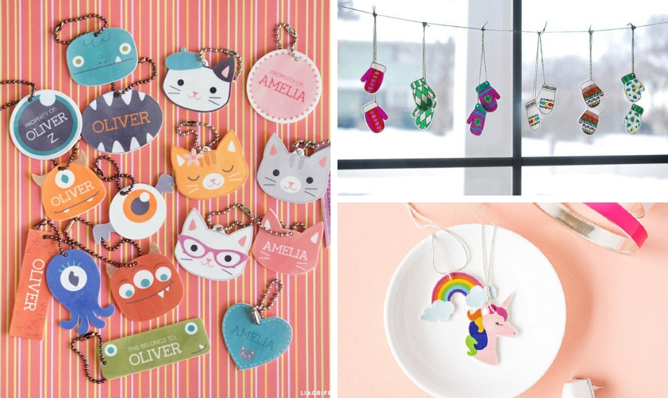 17 Most Fun Diy Shrinky Dink Craft Ideas Craftsonfire