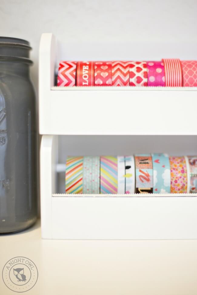 13 Creative DIY Craft Room Organization Ideas