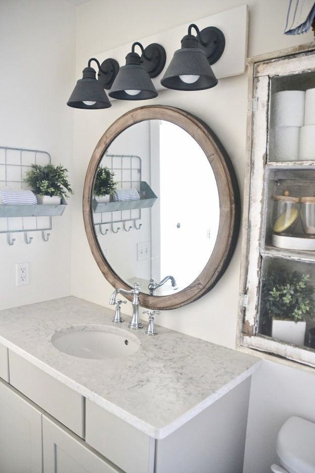 15 Cheap and Easy DIY Bathroom Ideas