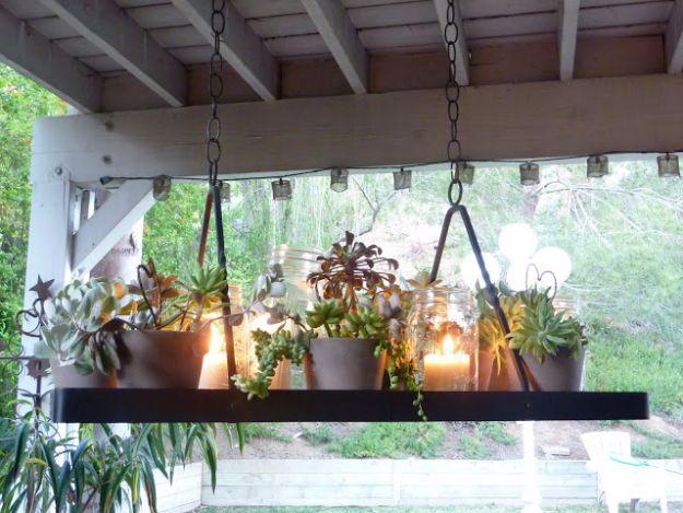 20 Diy Outdoor Lighting Ideas
