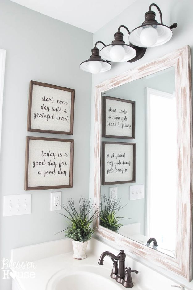 20 Cheap DIY Bathroom Ideas You'll Absolutely Adore ...