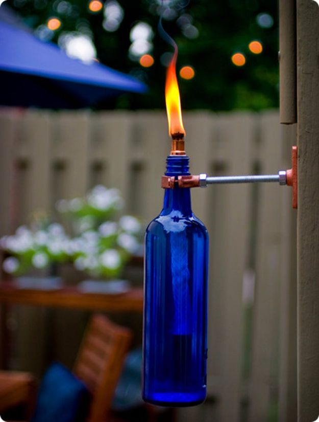 16 Stunning DIY Outdoor Lighting Ideas