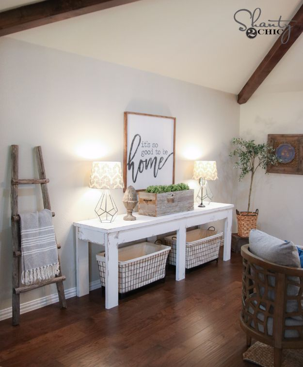 DIY Entertainment Center Ideas and Designs For Your New Home ...