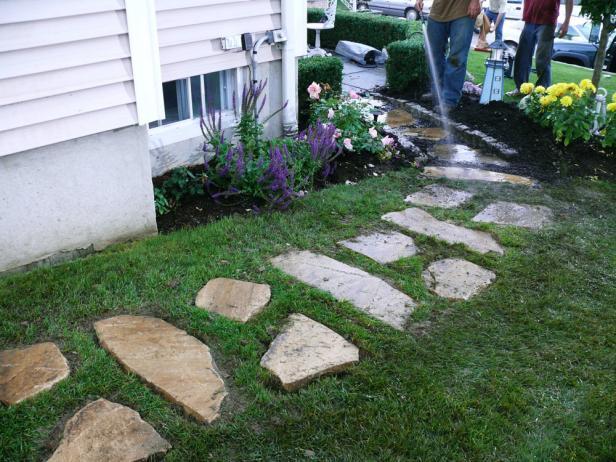 16 Amazing DIY Garden Path and Walkways Ideas