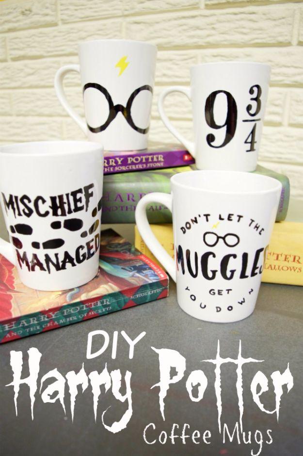 18 Cute DIY Ideas for Coffee Mugs - Style Motivation