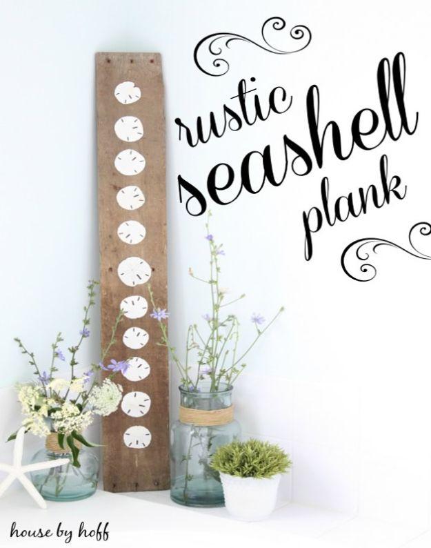 13 Relaxing DIY Beach House Decor Ideas