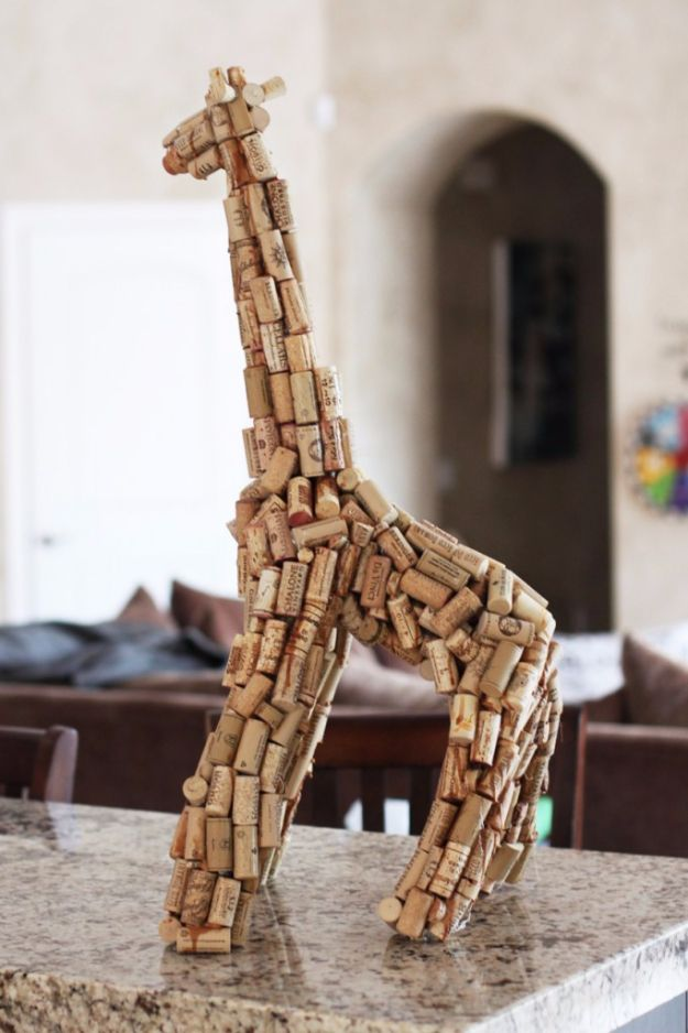 15 Wine Cork Crafts Youll Actually Use