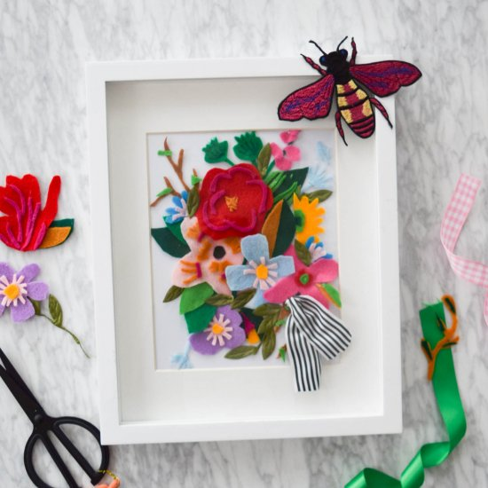 20 DIY Felt Craft Projects (Part 2)
