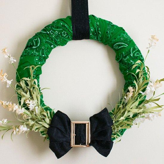 15 Pretty DIY Spring Wreaths