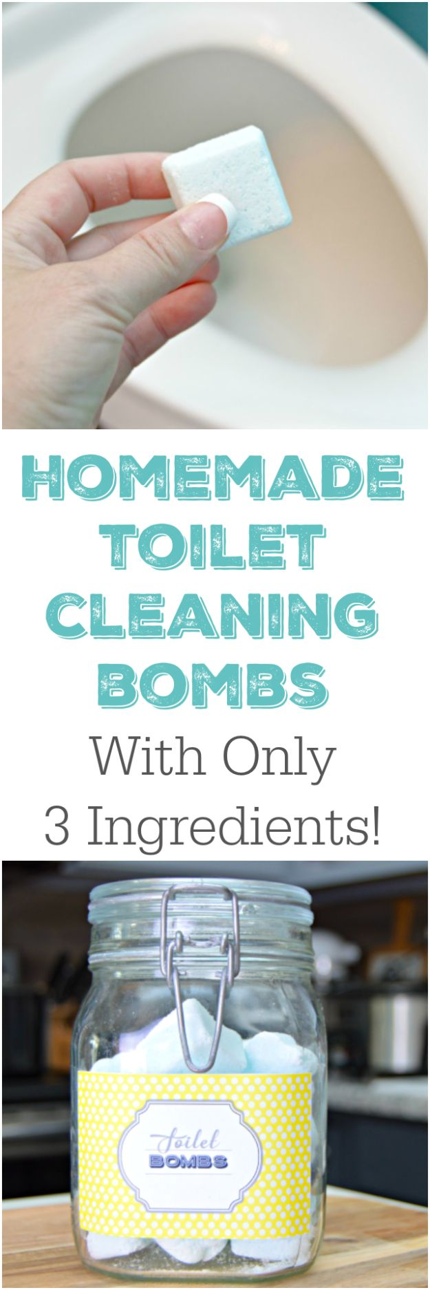 15 Homemade Natural Cleaning Products