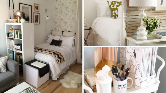 10 Small Bedroom Ideas For A Beautiful Practical And Comfortable