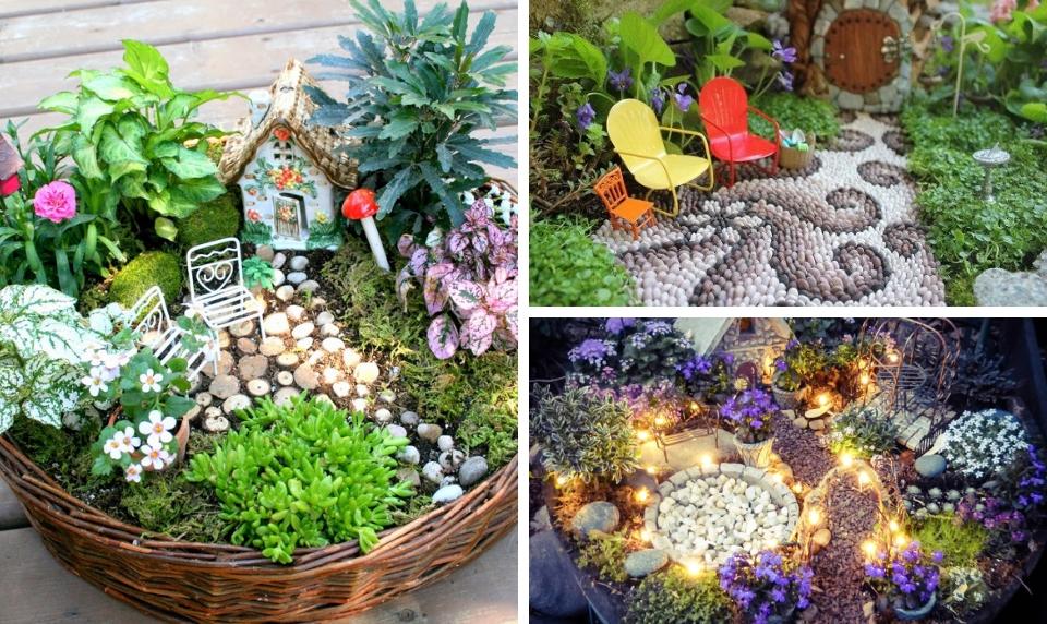 Fairy Garden Ideas 21 Best Diy Fairy Garden Accessories