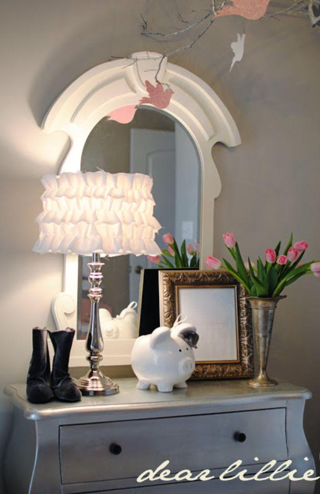 Creative DIY Light Fixtures